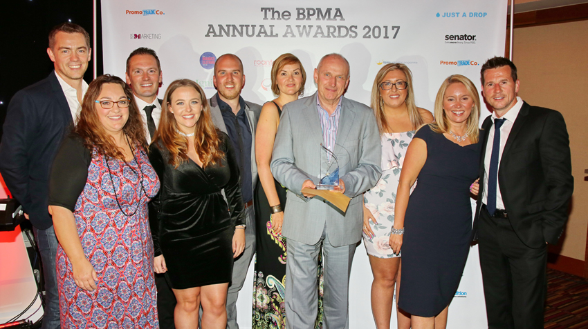 BPMA Distributor of the Year 2017