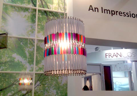 Promotional Pen Lampshade