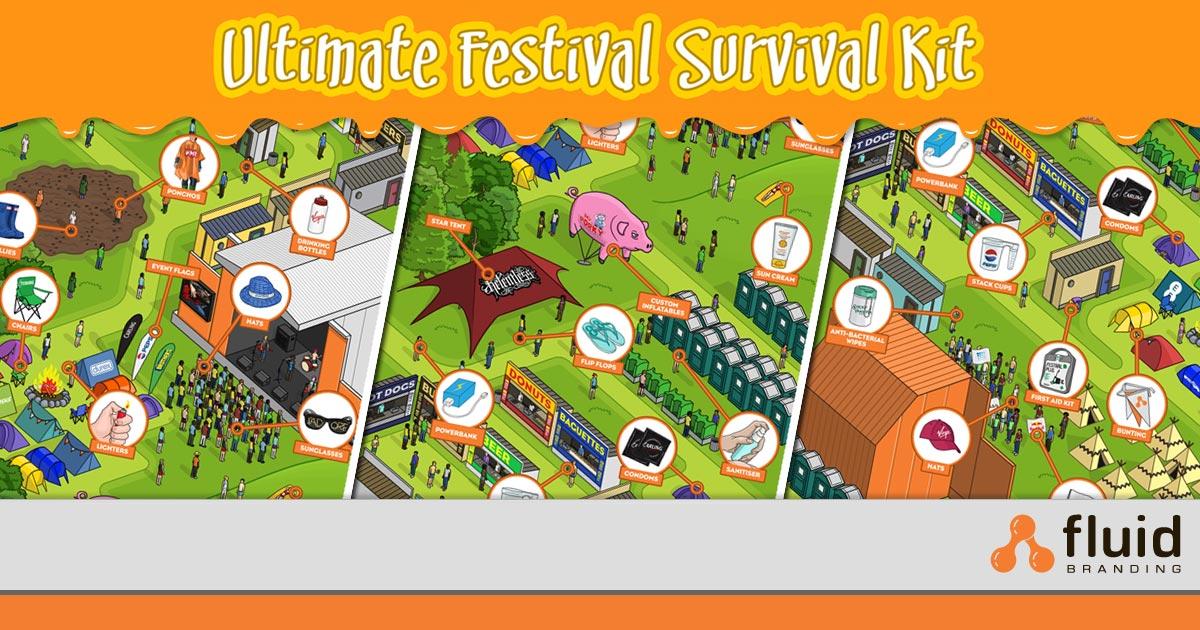 The Ultimate Festival Survival Kit