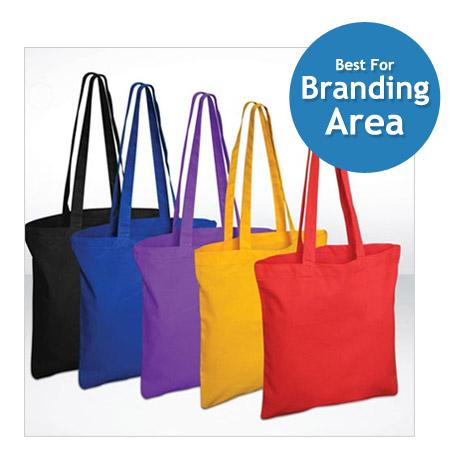 Branded Eco Shopper Bag