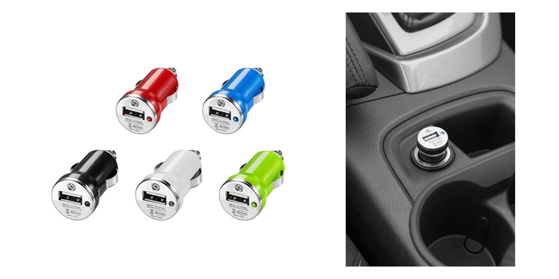 Printed Casco Car Adapter