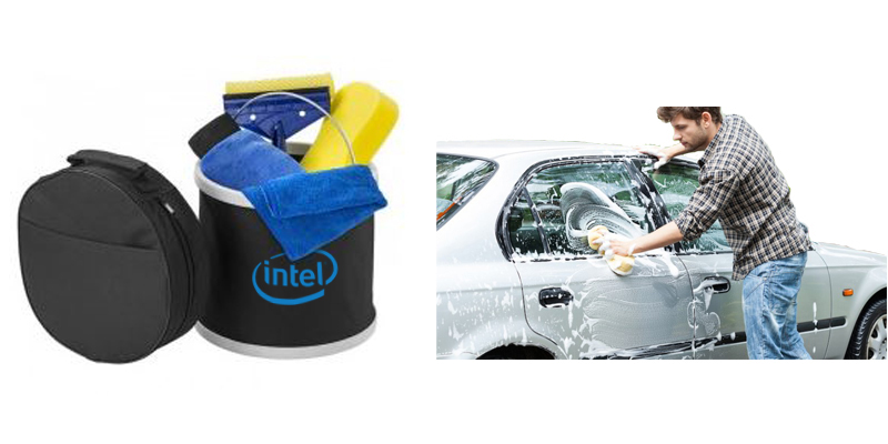 Six Piece Car Wash Kit