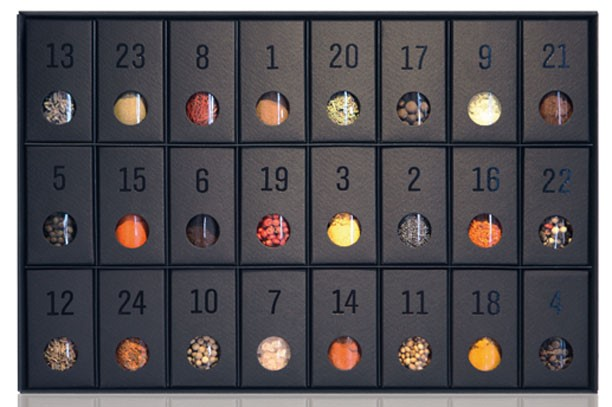 Herbs Advent Calendar