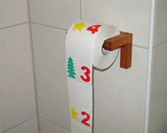 Loo Roll Advent Calendar!