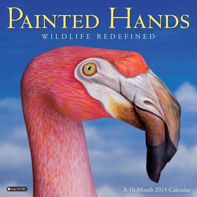 Painted Hands Calendar
