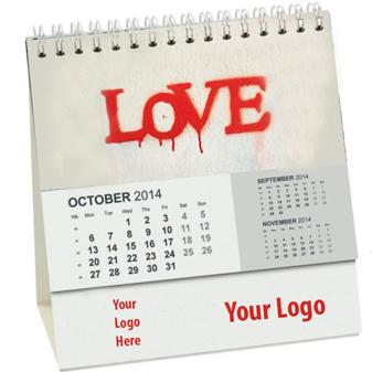 Smart Compact Easel Calendar