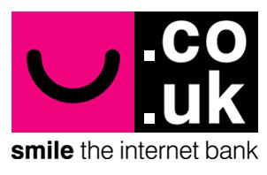 Smile - the internet bank - came on the scene in 1999