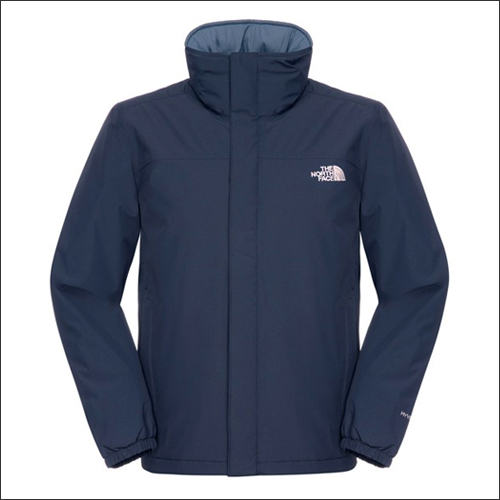 Dual-branded North Face Resolve Jacket