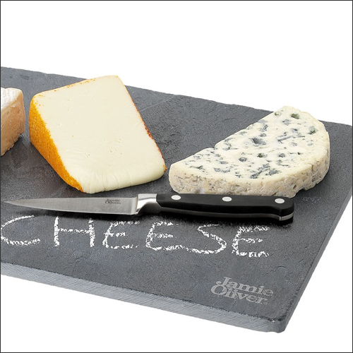 Dual-branded Jamie Oliver Cheese Board