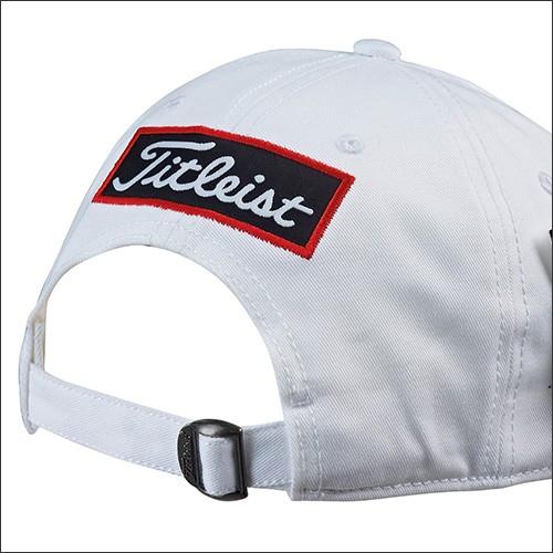 Dual-branded Titleist Golf Cap