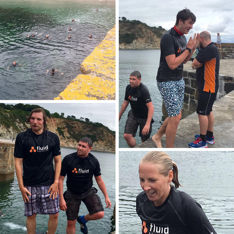 The Fluid Branding Coastal Challenge