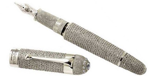 The world's most expensive pen