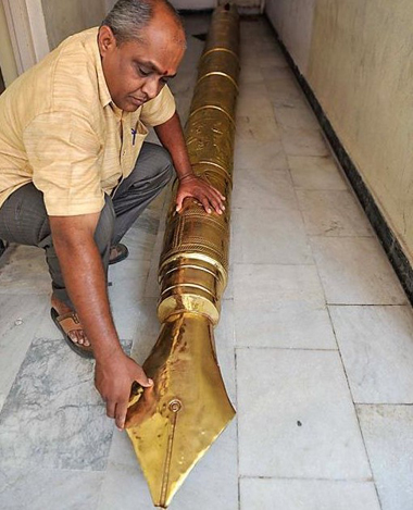 The world's largest pen