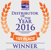 Sourcing City Distributor of the Year 2016