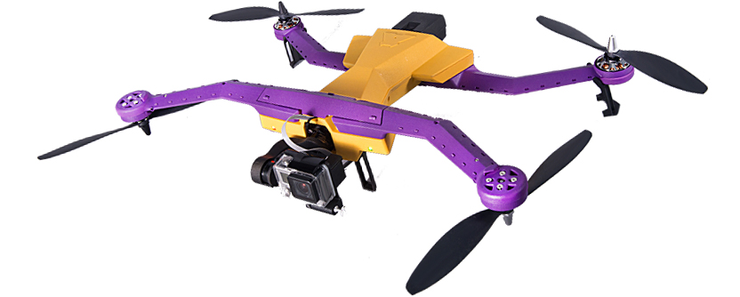 The Follow Me Air Dog Drone