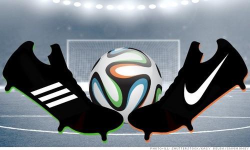 Nike v Adidas