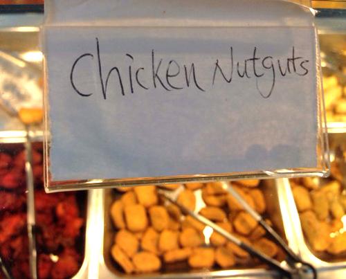 Nut Guts?