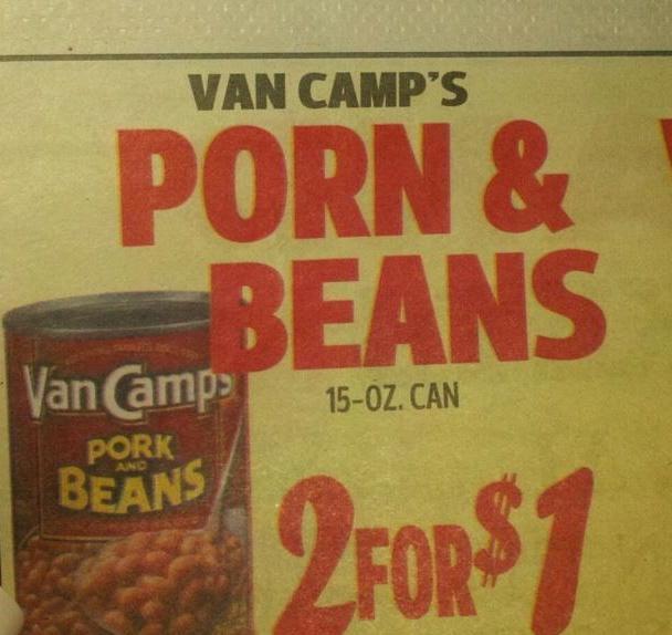 Porn & Beans