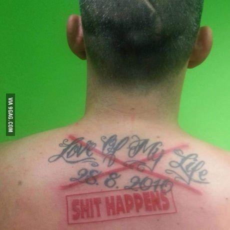 Correction Tattoo