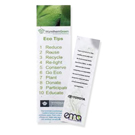 Plant It Paper Bookmarks