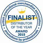 Finalist for BPMA Distributor of the Year 2015