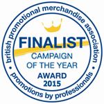 Finalist for BPMA Campaign of the Year 2015