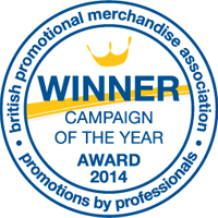 Winner of BPMA Campaign of the Year 2014