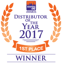 Sourcing City Distributor of the Year 2017