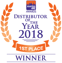 Sourcing City Distributor of the Year 2018