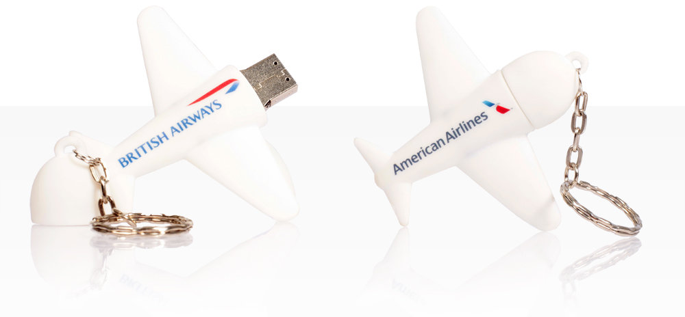 Bespoke USBs for American Airlines