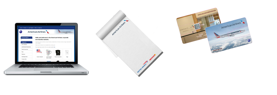 Bespoke Products for American Airlines