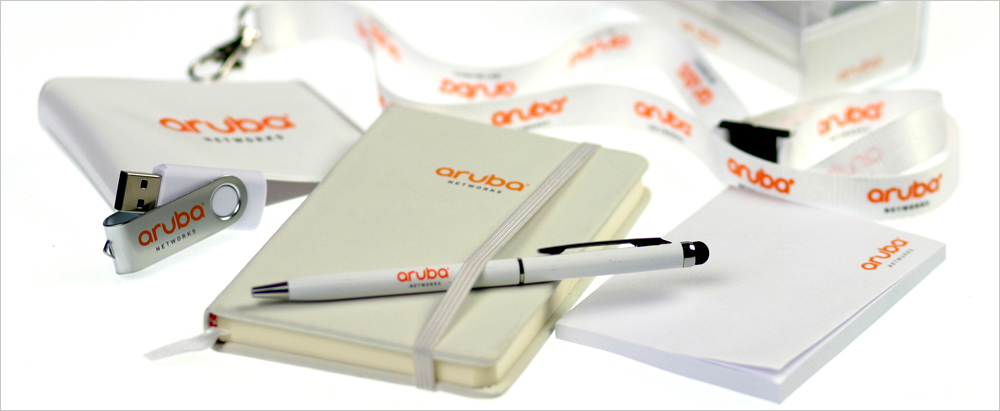 Aruba Networks Merchandise