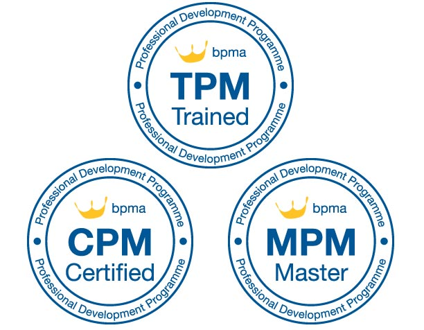 TPM, CPM and MPM Qualifications