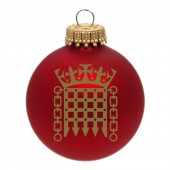 60mm Glass Pantone Matched Bauble