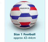 Size 1 Football