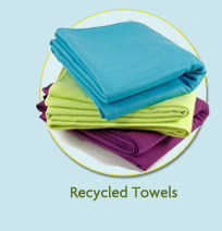 Recycled Towels