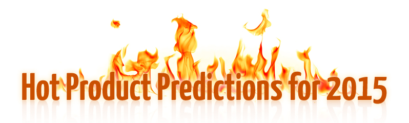 Hot Product Predictions for 2015