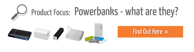 Product Focus - Powerbanks - What Are They?