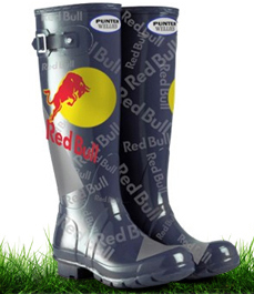 Branded Wellies