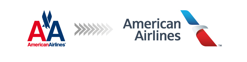 American Airlines - out with the old, in with the new!