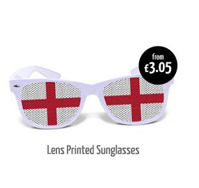 Lens Printed Sunglasses