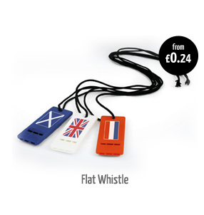 Flat Whistle