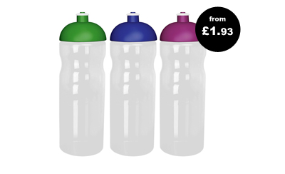 Base Sports Bottle - from £1.93