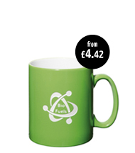 Durham ColourCoat Etched Mug - from £4.42