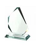 Medium Jade Green Trophy Prism