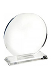 Large Crystal Trophy Circle