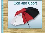 Golf and Sport Umbrellas